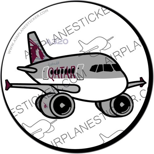 Airbus-A320-Qatar