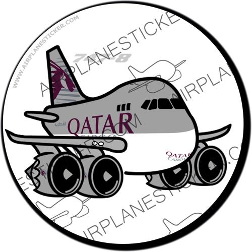 Boeing-747-8-Qatar-Airways