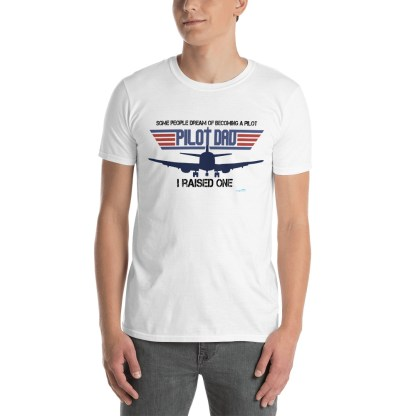airplaneTees PILOT DAD tee... Short-Sleeve Unisex 5