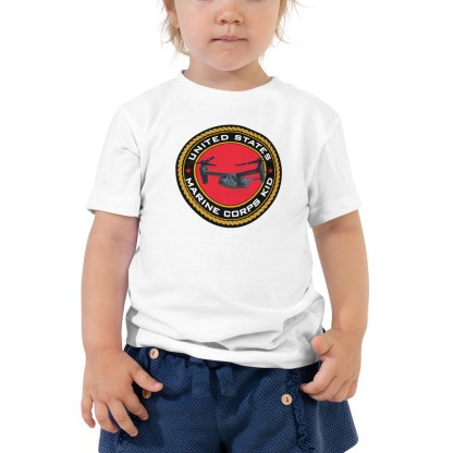 airplaneTees US Marine Kid Tee... Toddler Short Sleeve 3