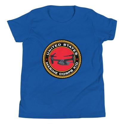 airplaneTees US Marine Corps Kid tee... Youth Short Sleeve 7