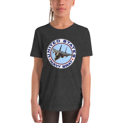 airplaneTees US NAVY BRAT Tee... Youth Short Sleeve 2