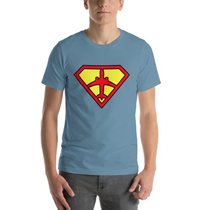 airplaneTees SUPERPILOT tee... Short-Sleeve Unisex 19