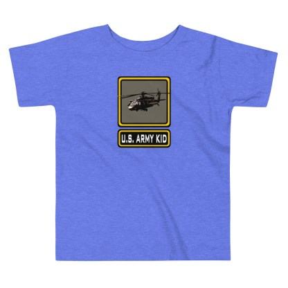 airplaneTees US Army Kid Tee... Toddler Short Sleeve 6