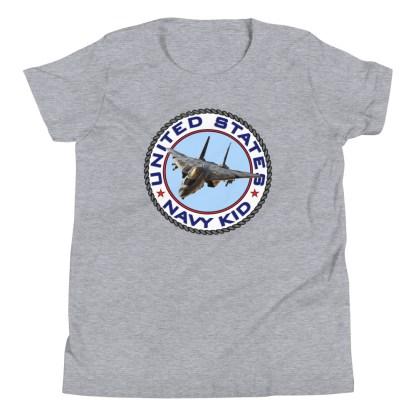 airplaneTees US NAVY KID tee... Youth Short Sleeve 8