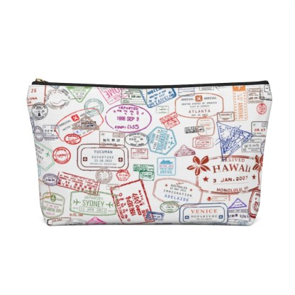 airplaneTees Going Places Accessory Pouch w T-bottom 20