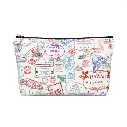 airplaneTees Going Places Accessory Pouch w T-bottom 8