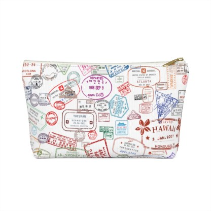 airplaneTees Going Places Accessory Pouch w T-bottom 13