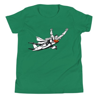 airplaneTees SuperPlane Youth Tee... Short Sleeve 1