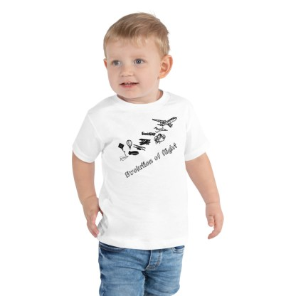 airplaneTees Evolution of Flight Toddler Tee... Short Sleeve 2