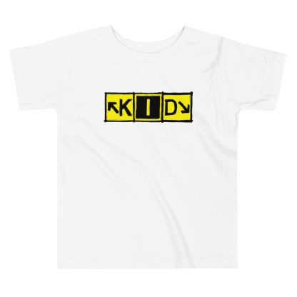 airplaneTees KID Taxiway Art Toddler Tee -Short Sleeve 5