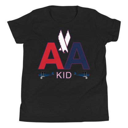 airplaneTees American Kid Youth Tee... Short Sleeve 3