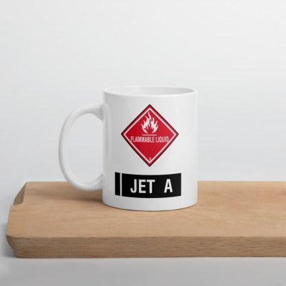 airplaneTees Jet A Mug 5