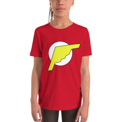airplaneTees B2 Bomber Flash Youth Tee... Short Sleeve 2