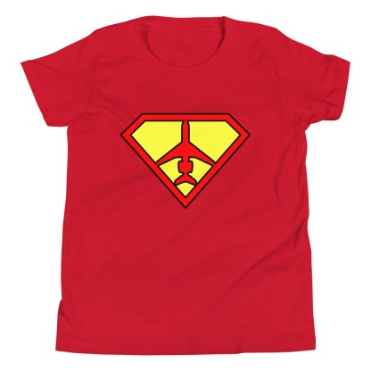 airplaneTees SuperCRJ Pilot Tee... Youth Short Sleeve 12