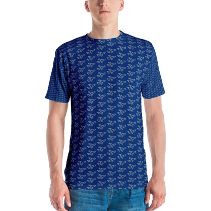 airplaneTees Small airplane pattern tee... 1
