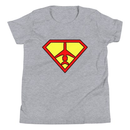 airplaneTees SuperCRJ Pilot Tee... Youth Short Sleeve 8