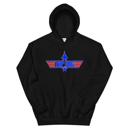 airplaneTees Top Dog Hoodie... Unisex 7