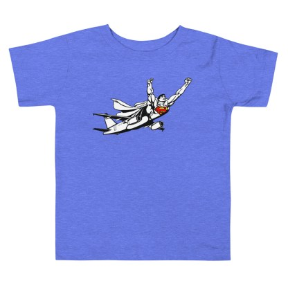 airplaneTees SuperPlane Toddler Tee... Toddler Short Sleeve 4