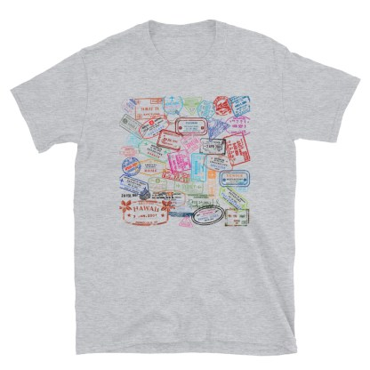 airplaneTees Going Places Tee... Short-Sleeve Unisex 1