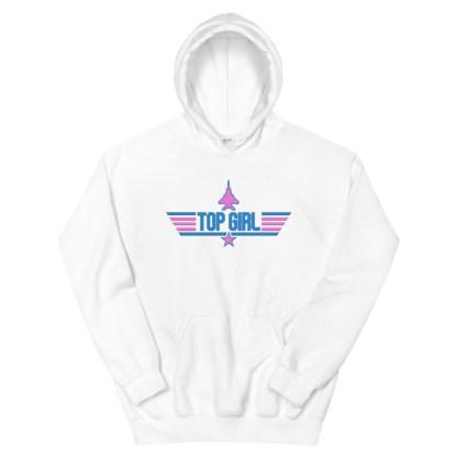 airplaneTees Top Girl Hoodie... Unisex 5