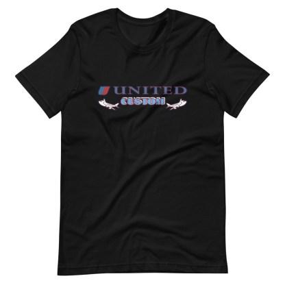 airplaneTees CUSTOM United Guy/Gal Tee Short-Sleeve Unisex 5