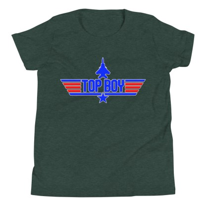 airplaneTees Top Boy youth tee... Short Sleeve 3