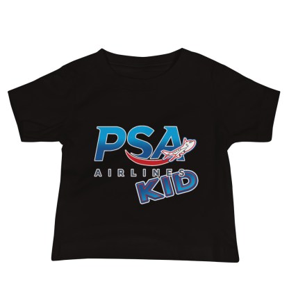 airplaneTees PSA Airlines Kid Infant Tee... Baby Jersey Short Sleeve 5