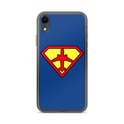 airplaneTees Superpilot iPhone Case 15