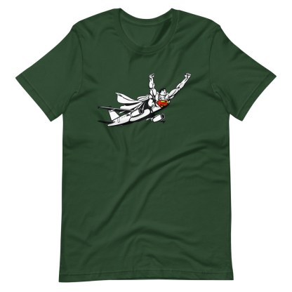 airplaneTees SuperPlane Tee... Short-Sleeve Unisex 12