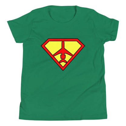airplaneTees SuperCRJ Pilot Tee... Youth Short Sleeve 7