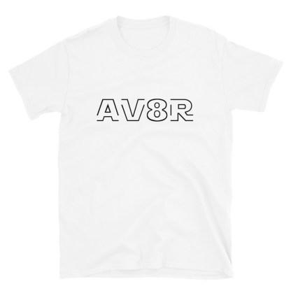 airplaneTees Jedi AV8R Tee... Short-Sleeve Unisex T-Shirt 4