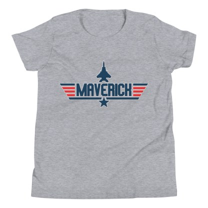 airplaneTees Maverick Youth Tee Short Sleeve 1