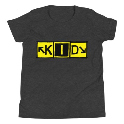 airplaneTees KID Taxiway Art Tee... Youth Short Sleeve T-Shirt 6