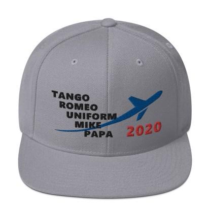 airplaneTees TRUMP 2020 Hat- Black... Snapback Hat 6