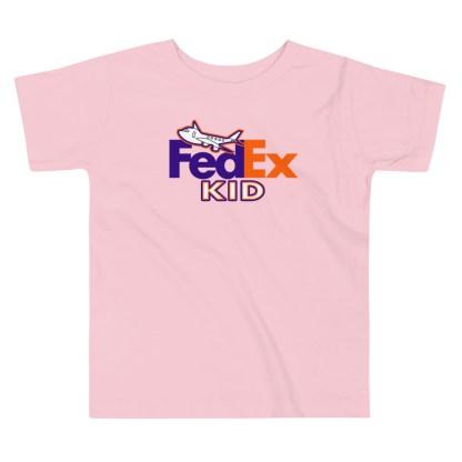 airplaneTees FedEx Kid Toddler Tee... Short Sleeve 1