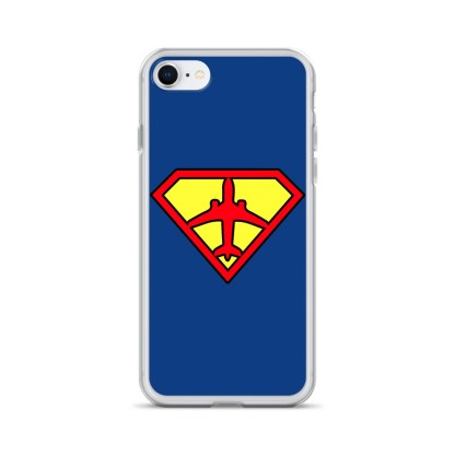 airplaneTees Superpilot iPhone Case 9