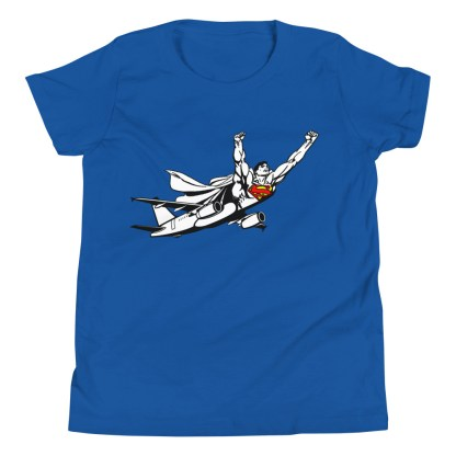 airplaneTees SuperPlane Youth Tee... Short Sleeve 8
