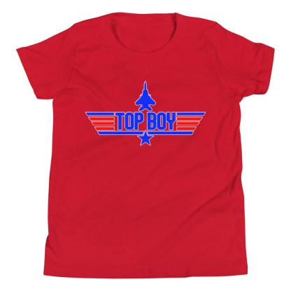 airplaneTees Top Boy youth tee... Short Sleeve 11
