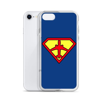 airplaneTees Superpilot iPhone Case 10
