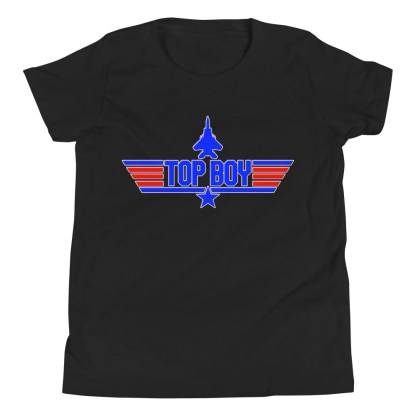 airplaneTees Top Boy youth tee... Short Sleeve 2