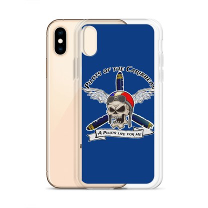 airplaneTees Pilots of the Caribbean iPhone Case 14