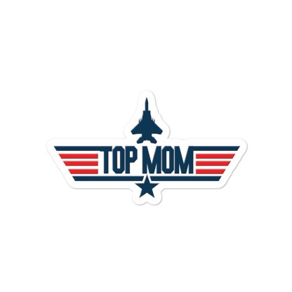 airplaneTees Top Mom stickers... Bubble-free 3