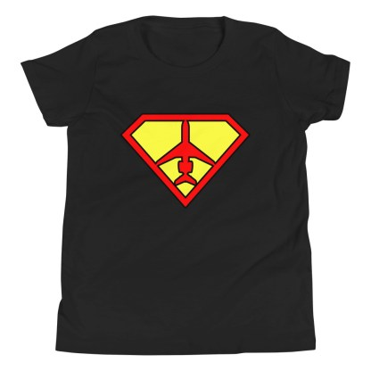 airplaneTees SuperCRJ Pilot Tee... Youth Short Sleeve 3