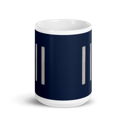 airplaneTees United Airlines Captain Coffee Mug 6