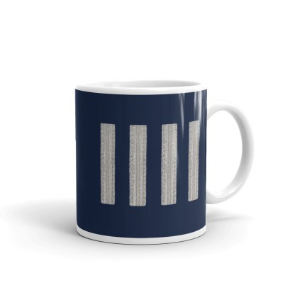 airplaneTees American Airlines Captain Coffee Mug 2