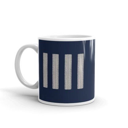 airplaneTees American Airlines Captain Coffee Mug 3