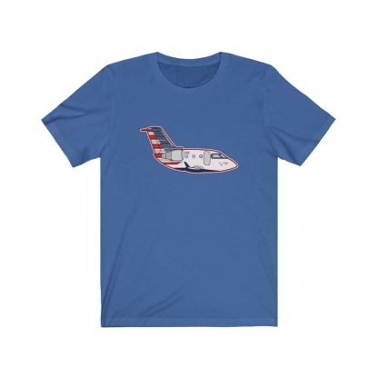 airplaneTees PSA CRJ Tee Unisex Jersey Short Sleeve 4