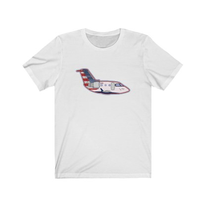 airplaneTees PSA CRJ Tee Unisex Jersey Short Sleeve 2