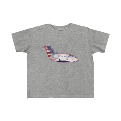 airplaneTees PSA CRJ Toddler Tee... Fine Jersey 3